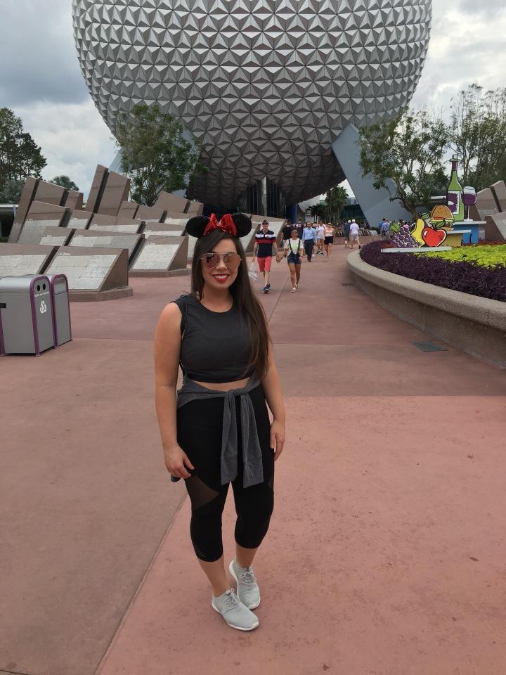 Sporty Meets Disney